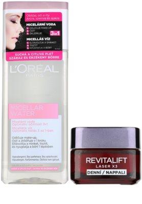 L'Oréal Paris Revitalift Laser X3 Kosmetik-Set  II.