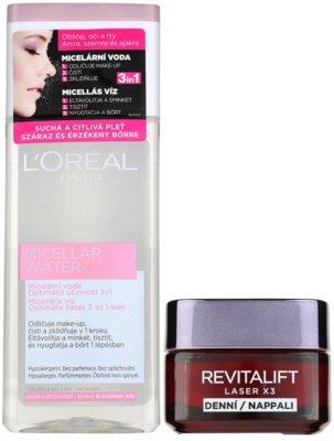 L'Oréal Paris Revitalift Laser X3 lote cosmético II.