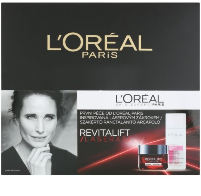 L'Oréal Paris Revitalift Laser X3 lote cosmético II. 1
