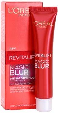 L'Oréal Paris Revitalift Magic Blur gladilna krema proti gubam 1