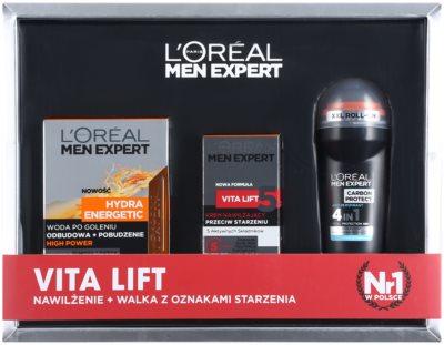 L'Oréal Paris Men Expert Vita Lift kozmetika szett III.