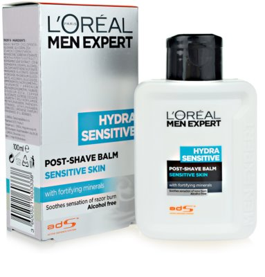 L'Oréal Paris Men Expert Hydra Sensitive balsam aftershave 1
