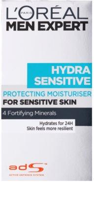 L'Oréal Paris Men Expert Hydra Sensitive vlažilna krema za občutljivo kožo 2