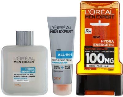 L'Oréal Paris Men Expert Hydra Sensitive lote cosmético I.