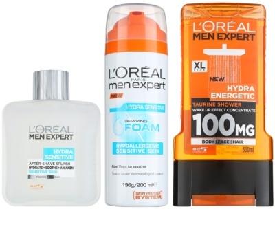 L'Oréal Paris Men Expert Hydra Sensitive coffret II.