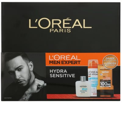 L'Oréal Paris Men Expert Hydra Sensitive kozmetická sada II. 1