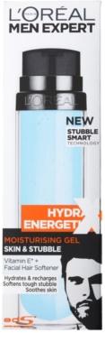 L'Oréal Paris Men Expert Hydra Energetic X gel hidratante para cara y barba 2