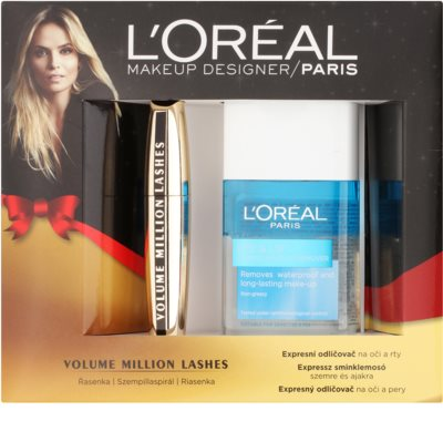 L'Oréal Paris Volume Million Lashes coffret I.
