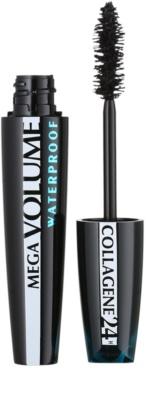 L'Oréal Paris Mega Volume Collagene 24h voděodolná řasenka pro objem