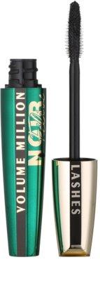 L'Oréal Paris Volume Million Lashes Féline Noir Tusz pogrubiający, podkręcający i rozdzielający rzęsy