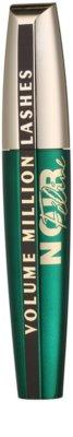 L'Oréal Paris Volume Million Lashes Féline Noir mascara din alge pentru volum , rotire si separare 1