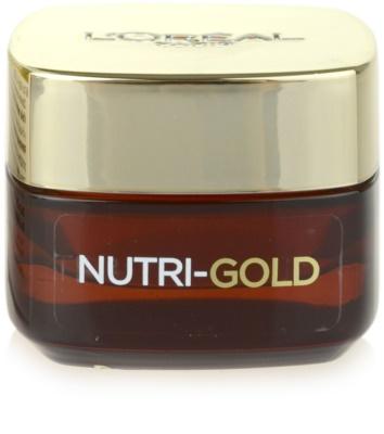 L'Oréal Paris Nutri-Gold подхранващ крем за околоочния контур