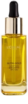 L'Oréal Paris Nutri-Gold preparat do twarzy na bazie 8 olejków