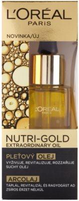 L'Oréal Paris Nutri-Gold olje za obraz iz 8 eteričnih olj 2