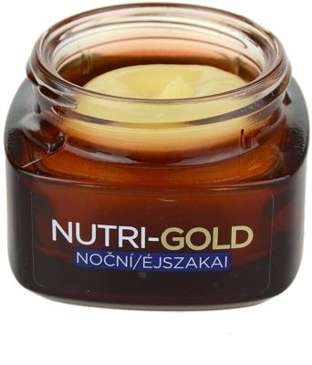 L'Oréal Paris Nutri-Gold nočna krema 1