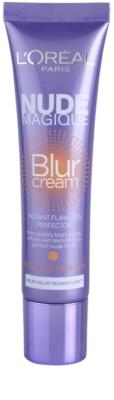 L'Oréal Paris Nude Magique Blur Cream denní hydratační krém tónovací