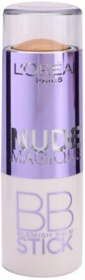 L'Oréal Paris Nude Magique BB krém v tyčince