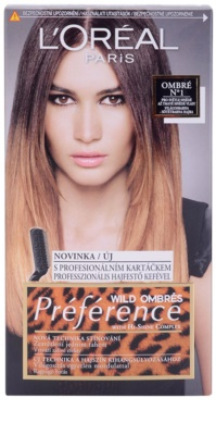 L'Oréal Paris Préférence Wild Ombrés barva na vlasy 2