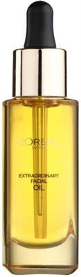 L'Oréal Paris Extraordinary Oil intenzív tápláló olaj az arcbőr rugalmasságáért