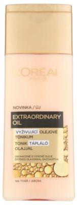 L'Oréal Paris Extraordinary Oil odżywczy tonik z oliwek