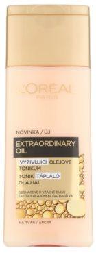 L'Oréal Paris Extraordinary Oil подхранващ тоник-масло