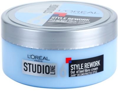 L'Oréal Paris Studio Line Out Of Bed моделиращ крем