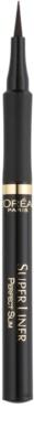 L'Oréal Paris Super Liner Perfect Slim tekoče črtalo za oči