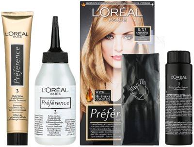L'Oréal Paris Préférence barva za lase
