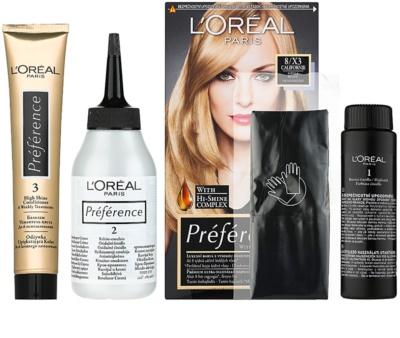 L'ORÉAL PARIS PRÉFÉRENCE Hair Color | notino.co.uk