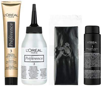 L'Oréal Paris Préférence tinte de pelo 1