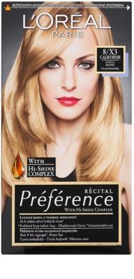 L'Oréal Paris Préférence tinte de pelo 2