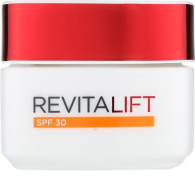 L'Oréal Paris Revitalift nappali krém a ráncok ellen SPF 30