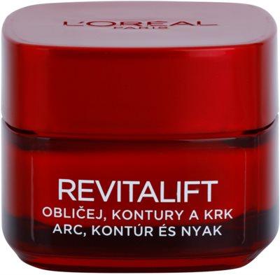 L'Oréal Paris Revitalift crema para pieles maduras