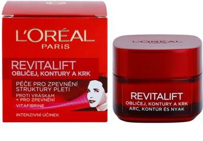 L'Oréal Paris Revitalift krém  érett bőrre 2