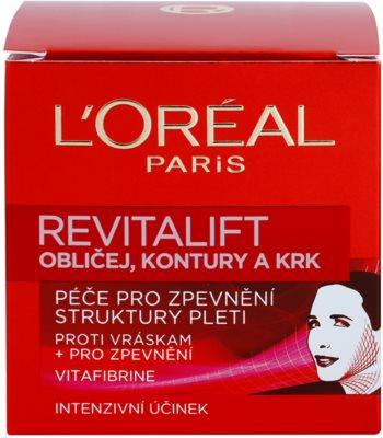 L'Oréal Paris Revitalift krém  érett bőrre 3