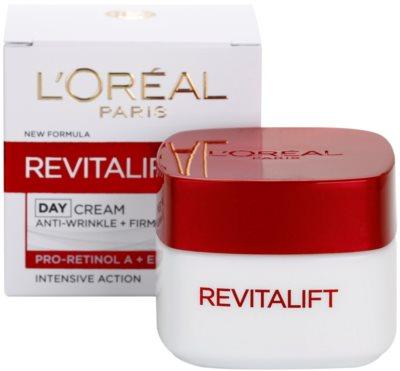 L'Oréal Paris Revitalift nyugtató krém a ráncok ellen 2