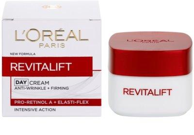 L'Oréal Paris Revitalift nyugtató krém a ráncok ellen 3