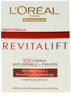 L'Oréal Paris Revitalift Augencreme 2