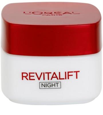 L'Oréal Paris Revitalift Festigende Nachtcreme gegen Falten für alle Hauttypen