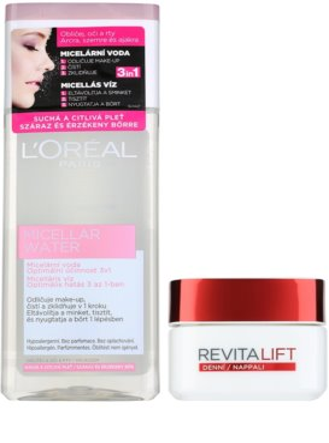 L'Oréal Paris Revitalift lote cosmético II.