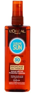 L'Oréal Paris Solar Expertise aceite bronceador SPF 30