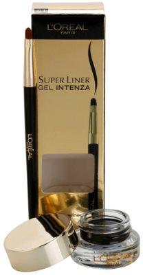 L'Oréal Paris Super Liner delineador de ojos en gel