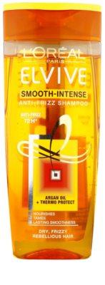 L'Oréal Paris Elvive Smooth-Intense Shampoo gegen strapaziertes Haar