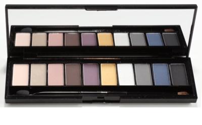 L'Oréal Paris Color Riche La Palette Ombrée paleta cieni do powiek z lusterkiem i aplikatorem
