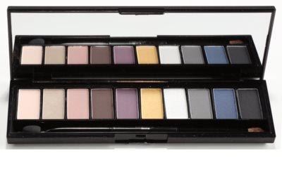 L'Oréal Paris Color Riche La Palette Ombrée szemhéjfesték paletták tükörrel és aplikátorral