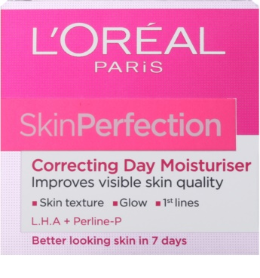 L'Oréal Paris Skin Perfection crema de día hidratante 2