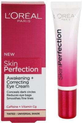 L'Oréal Paris Skin Perfection korektivna krema za predel okoli oči 2