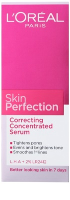 L'Oréal Paris Skin Perfection сироватка 2