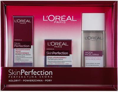 L'Oréal Paris Skin Perfection zestaw kosmetyków I.