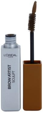 L'Oréal Paris Brow Artist Sculpt Mascara für die Augenbrauen